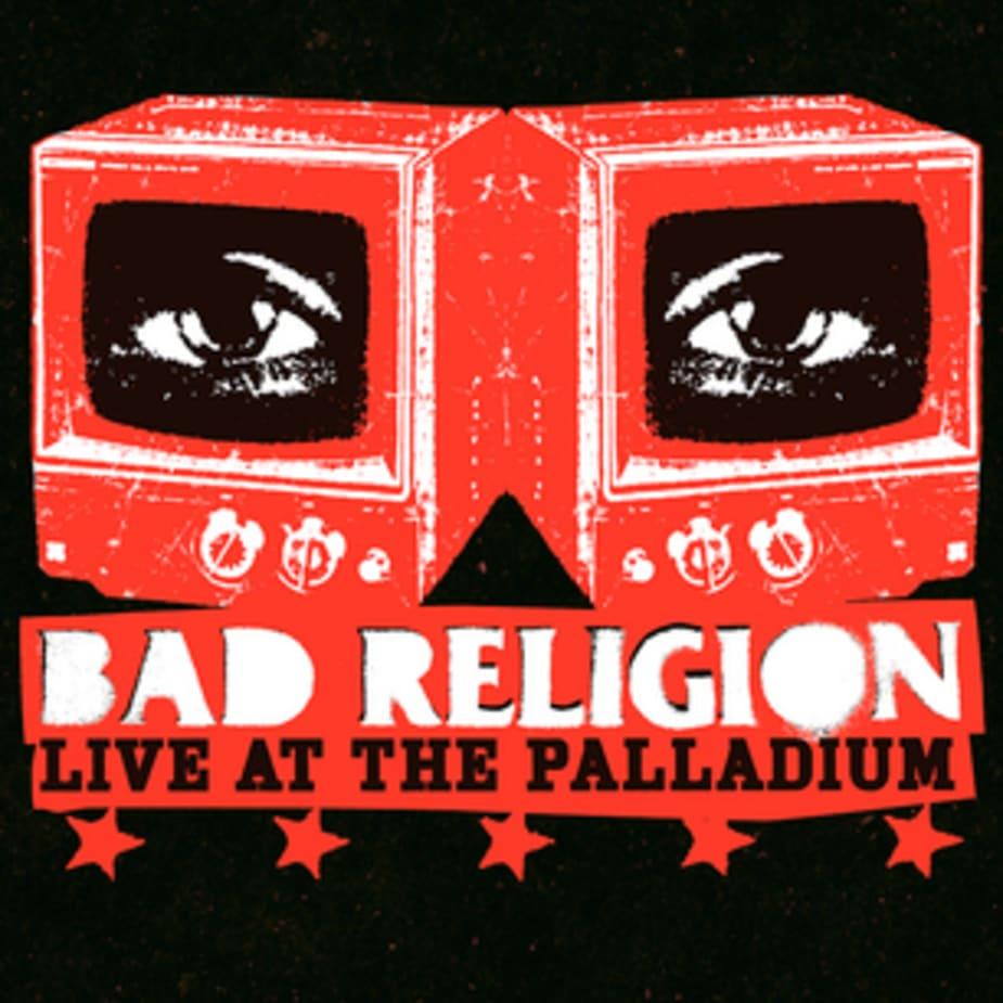 Bad Religion - Live At The Palladium DVD