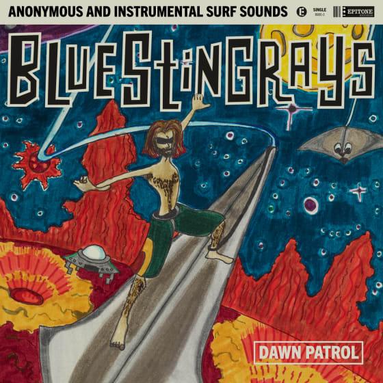 "Blue Stingrays Share New Track ""Dawn Patrol"""