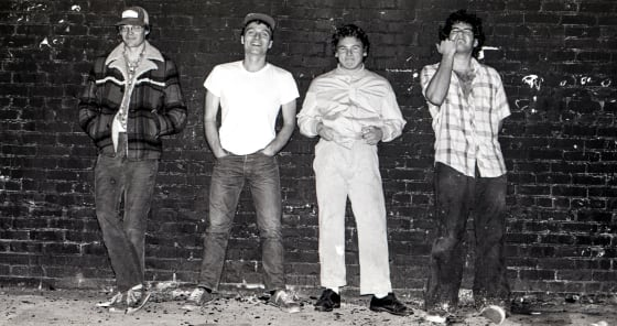 Descendents 9th & Walnut  Featuring Original Milo Goes To College Line-up Out Now!