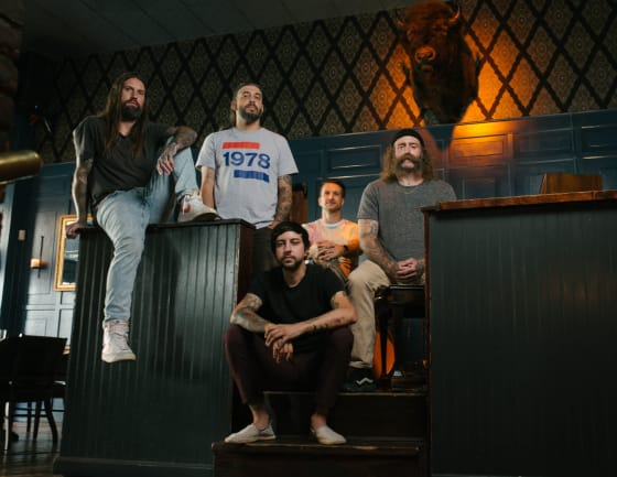 """Every Time I Die Share New Track """"Planet Shit"""""""