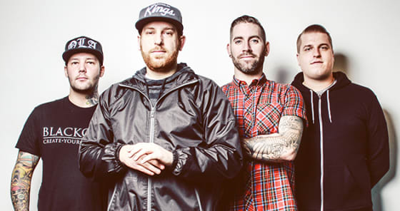 """The Ghost Inside Premiere """"Move Me"""" Video"""