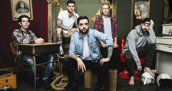 A Day To Remember Announce 'Bad Vibrations'