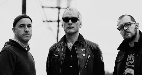 "Alkaline Trio Share ""Demon and Division"""