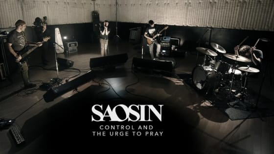 """Saosin Shares New Video For """"Control and The Urge to Pray"""""""