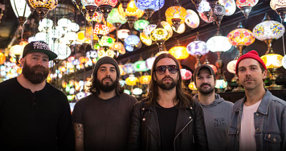 "Every Time I Die Debuts ""Glitches"" at Alt Press"