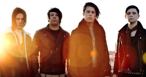 Falling In Reverse Announce Supervillains Tour