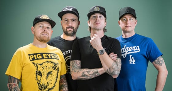 "Millencolin Release New Song ""Nothing"""