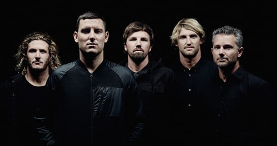 "Parkway Drive Unleash New Song ""Prey"""