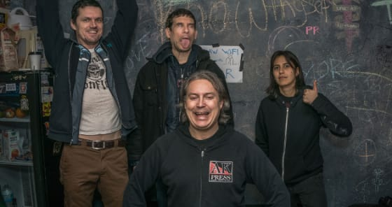 Propagandhi 'Victory Lap' Out Now