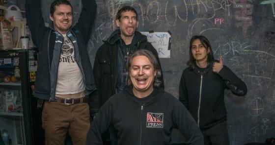 Propagandhi Announce North American Tour