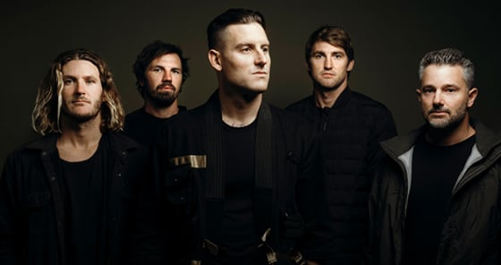 "Parkway Drive Announce North American Tour + Launch ""Wild Eyes"" Live Video"