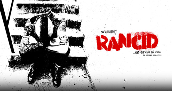 Rancid Celebrate 20th Anniversary of '...And Out Come The Wolves'
