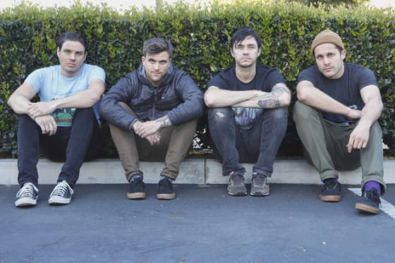 Saosin's New Album 'Along The Shadow' Out Now