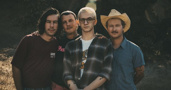 """The Frights Share Video For """"Kicking Cans"""""""