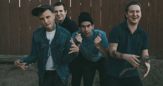 """The Frights Drop New Video For """"Over It"""""""
