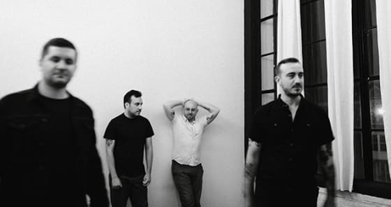"""The Menzingers Share New Track """"America (You're Freaking Me Out)"""""""