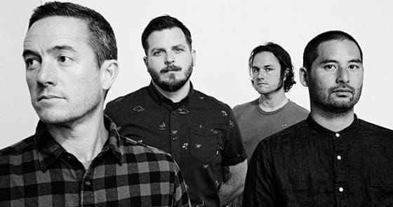 """Thrice Signs To Epitaph, Premieres New Song """"The Grey"""""""