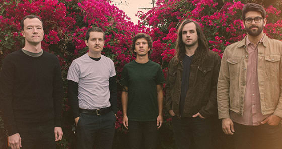 "Touché Amoré Premiere New Single ""Rapture"""