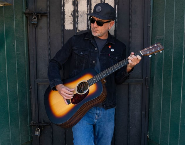 Jim Lindberg Announces Songs From The Elkhorn Trail Out Digitally November 19 & on CD/Vinyl May 6