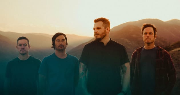"""Thrice Release New Single """"Summer Set Fire To The Rain"""""""