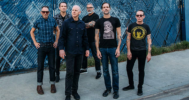 """Bad Religion Reveal New Song """"The Profane Rights Of Man"""""""