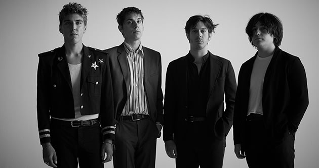 """Bad Suns Release New Song """"I'm Not Having Any Fun"""""""
