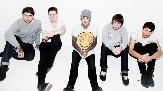 Bring Me The Horizon '2004 - 2013' Due Out This Month