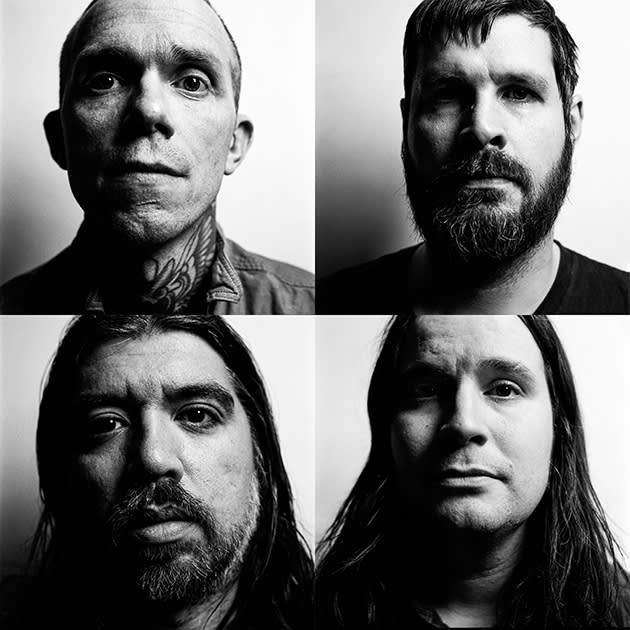 "Converge Release 'Beautiful Ruin' EP and Share Video For ""Melancholia"""