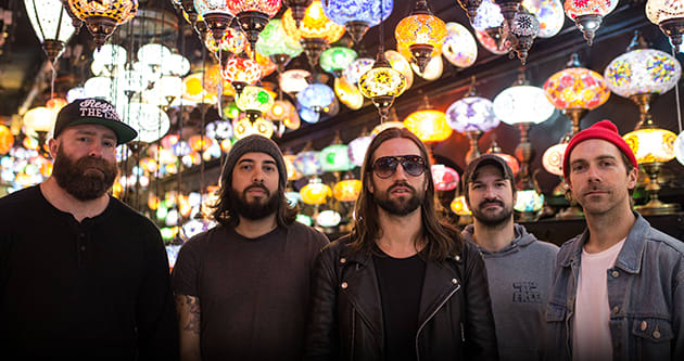 """Every Time I Die Release """"A Colossal Wreck"""" & """"Desperate Pleasures"""""""