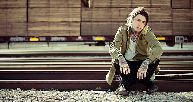 """Falling In Reverse Share Cinematic Video For """"I'm Not A Vampire (Revamped)"""""""