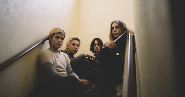 Greer Signs To Epitaph + Announces Headlining Tour