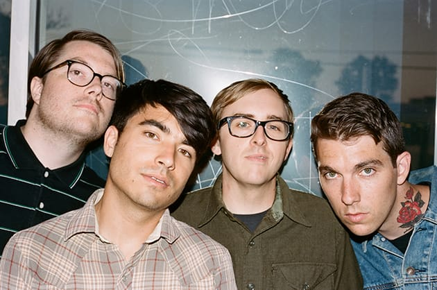 Joyce Manor Announces Co-Headlining Tour With Wavves