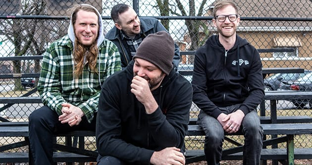 Off With Their Heads Announce New Album 'Be Good'
