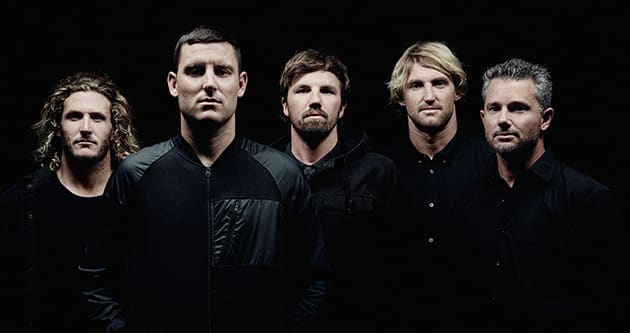 """Parkway Drive Premiere New Song & Video """"Wishing Wells"""""""