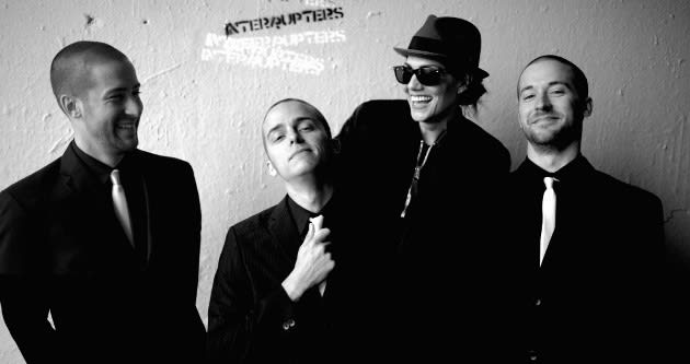 "The Interrupters Share Cover of Billie Eilish's ""Bad Guy"""