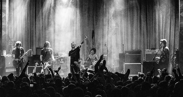 """Touché Amoré Release Live Video For """"New Halloween"""""""