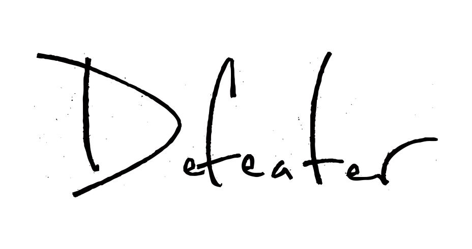 Defeater Logo