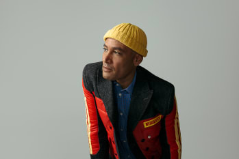 "Ben Harper Shares ""Joshua Tree"" and ""Inland Empire"" Full Band B-Sides Feat. Robert Glasper"