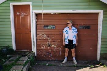 "Dark Humored Darrin Bradbury Shares Video For New Track ""Pizza & Drugs"""