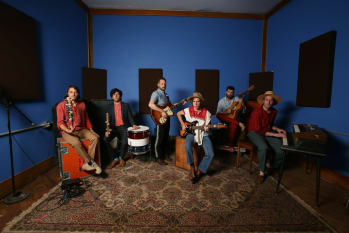 """Dr. Dog """"Live At A Flamingo Hotel"""" Arrives Today"""