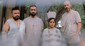 """NYC Tropical Futurists Combo Chimbita Share Fiery Video For New Track """"Mujer Jaguar"""""""