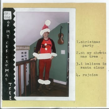 "Dr. Dog Release ""Oh My Christmas Tree"" EP"
