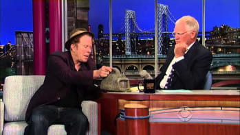 Tom Waits To Perform New Song In Farewell Tribute To David Letterman