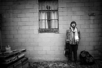Left Of Center Folk Singer Darrin Bradbury Sign To Anti