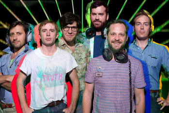 NPR First Listen Streams Dr. Dog's 'The Psychedelic Swamp'
