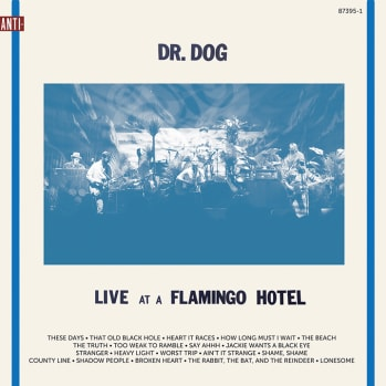 Dr. Dog Announce New Live Album