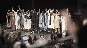 Tinariwen Release 'Live In Paris'