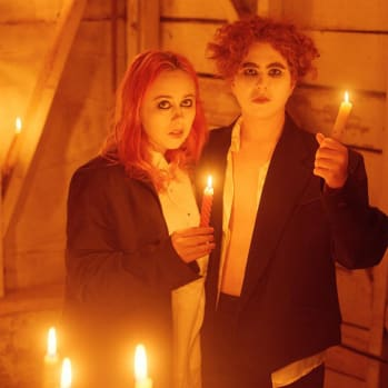 "Girlpool Release ""Picturesong,"" Share February Tour Dates"