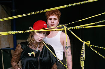 Girlpool Announce New Album 'What Chaos Is Imaginary'