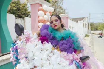 Lido Pimienta Nominated For 2021 Grammy Award, 'The Road To Miss Colombia' Documentary Premieres at 1 PM ET Today